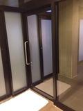大浴場浴室入口