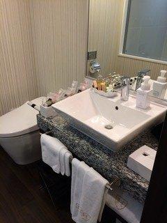 洗面室とお手洗い