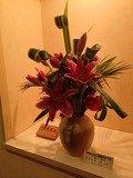 百合の生花