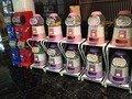 子供用コイン式オモチャ販売機コーナー