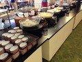 朝食バイキング惣菜コーナー