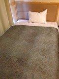 ツインルームのサブベッド