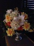 造花のオブジェ