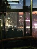 展望エレベーター内部