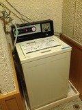 コインランドリー洗濯機
