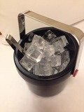 フロントで貰った氷