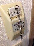 電源連動キースロット