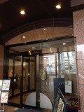 ホテル1階玄関
