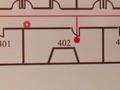ツインルームの形状