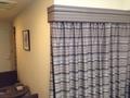 ツインルームカーテン