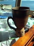 喫茶のコーヒーカップ