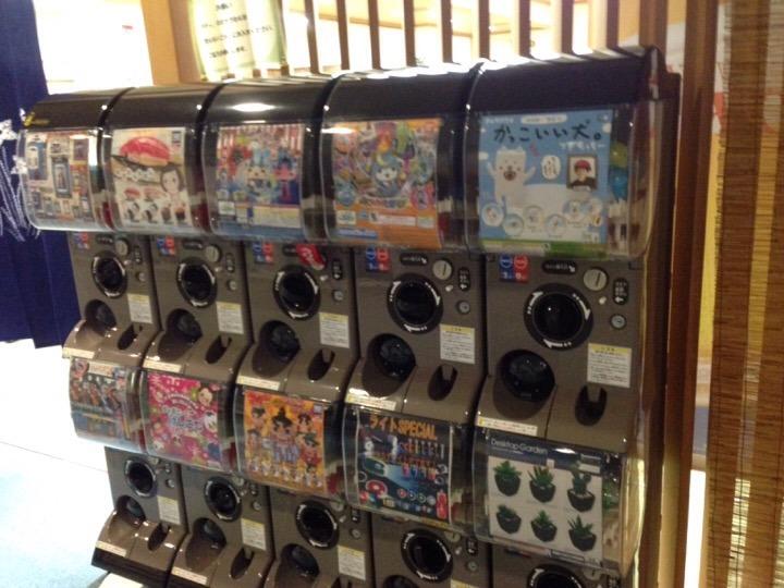 子供用おもちゃ販売機