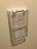 バスルーム照明スイッチ