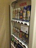 アルコール類の自販機