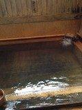 仙人の湯熱いほうの湯船