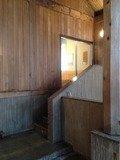 仙人の湯浴室入口階段