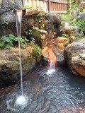 仙人の湯とつながっている露天風呂