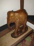 象の置き物