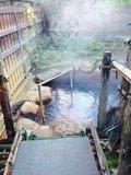 木響の湯露天風呂