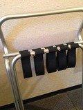スーツケース置き台