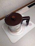 湯沸かしポット装置