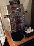 ウェルカムコーヒーマシン