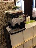 ロビーのコーヒーサーバー