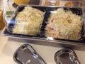 朝食バイキングキャベツサラダコーナー