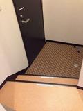 大浴場靴ぬぎスペース