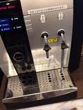 ロビーのコーヒーサービス