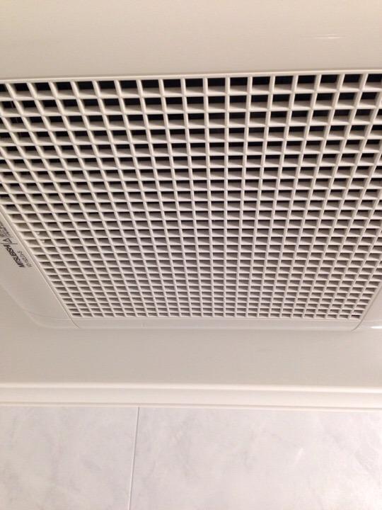 バスルーム換気扇