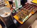 朝食ビュッフェ 静岡茶コーナー
