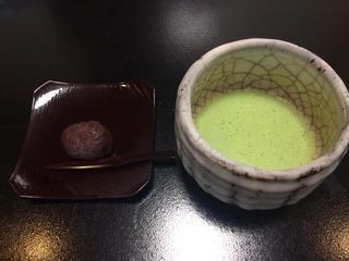 写真クチコミ:抹茶とおはぎ