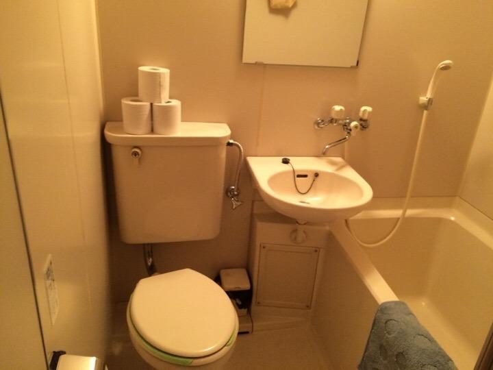 トイレバス