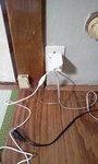 充電に困りました