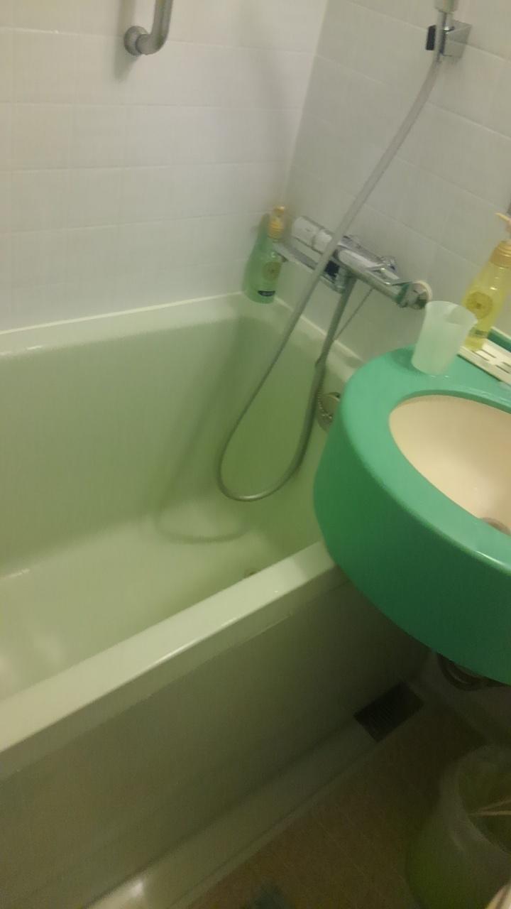 ゆったりできるお風呂