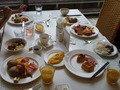 スパタワーの朝食