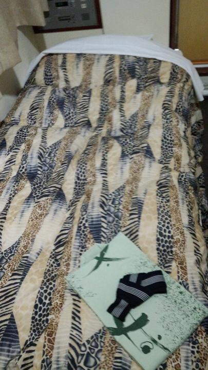 ベッド・浴衣
