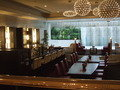 ホテル1階のカフェコーナーです。