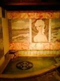 貸切湯のレトロな壁画に癒される別府の宿