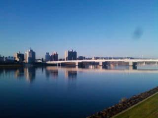 写真クチコミ:ホテル前の橘公園の朝の散歩