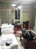 和室の部屋でした。
