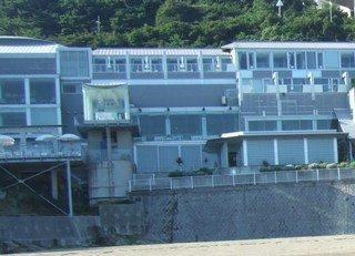 瀬戸内海を一望するリゾート気分が満喫できるホテル。