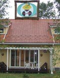 篠山にある、一棟貸切ができるお洒落な貸別荘