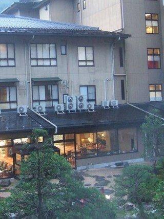 写真クチコミ:昼神温泉にある大きな温泉旅館です。