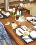 朝食が家庭的な感じで、美味しかったです。