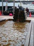 熱海駅の足湯