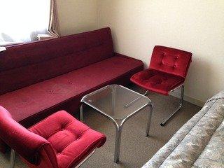室内のソファー