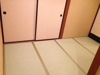 玄関と部屋の間のスペース