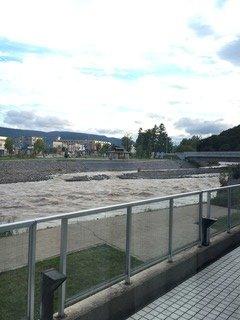 写真クチコミ:川の様子